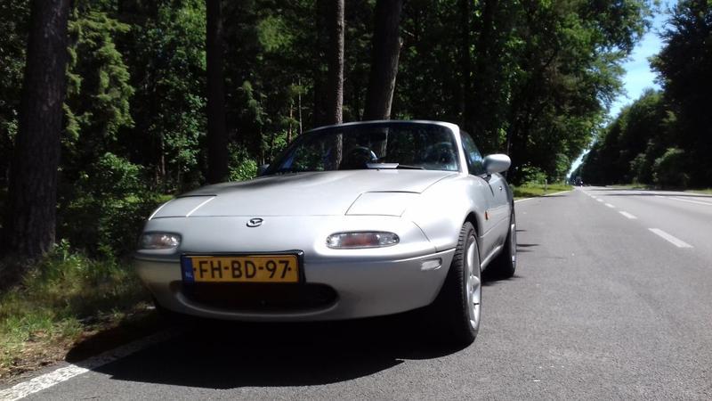 Mazda MX-5 1.6i (1992)