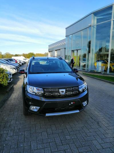 Dacia Logan MCV TCe 90 Tech Road (2019)