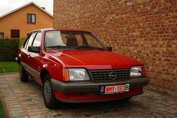Opel Ascona 1.3 S LS (1986)