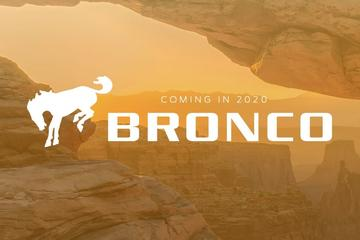 Officieel: Ford Bronco keert terug!