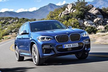 Prijzen BMW X3 en X4 met mild-hybridtechniek bekend