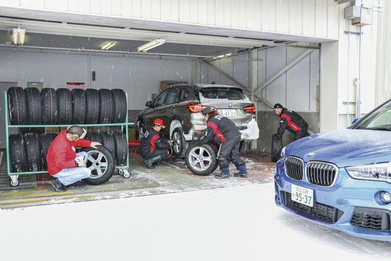 Winterbandentest SUV 2020