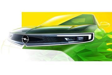 Nieuwe Opel Mokka in het vizier