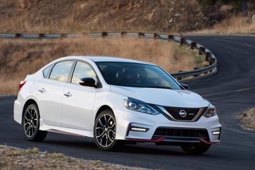Nissan Sentra als Nismo