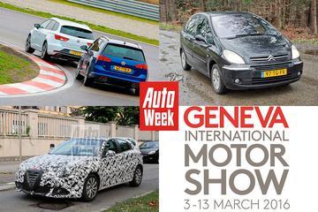 Dit wordt de AutoWeek: week 8