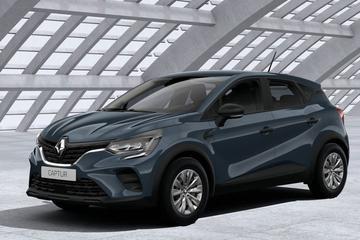 Back to Basics: Renault Captur (2020)
