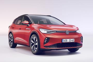 Prijs Volkswagen ID4 GTX bekend