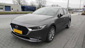 Mazda 3 Sedan SkyActiv-X 2.0 180 Comfort (2019)