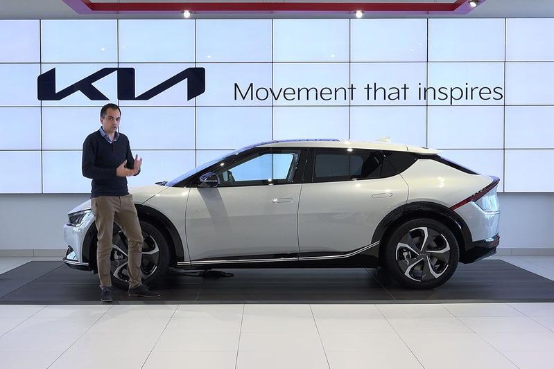 Kia EV6 - Eerste kennismaking