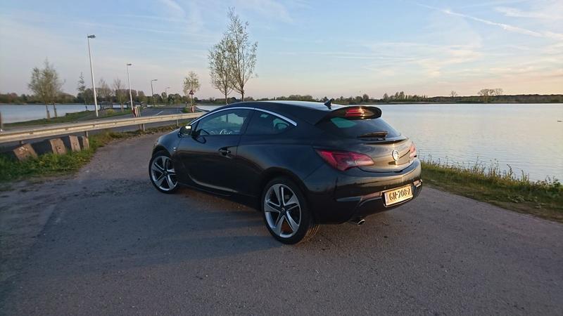 Opel Astra GTC 2.0 CDTI 165pk Sport (2013)