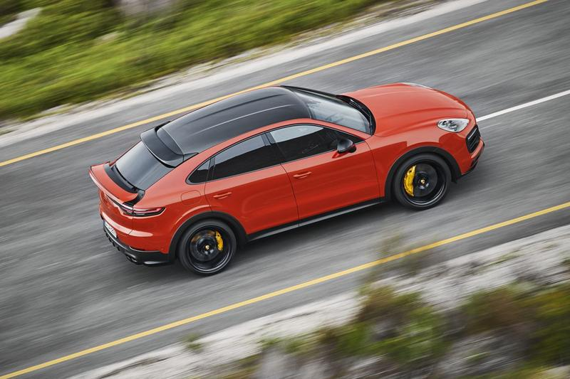 Porsche Cayenne Coupé - Eerste rijtest