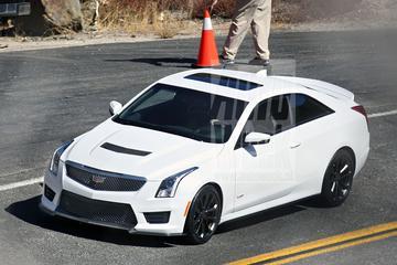 Cadillac ATS-V Coupé zonder camouflage