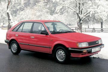Mazda 323 1.5 GLX (1986)