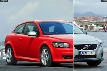 Facelift Friday: Volvo C30