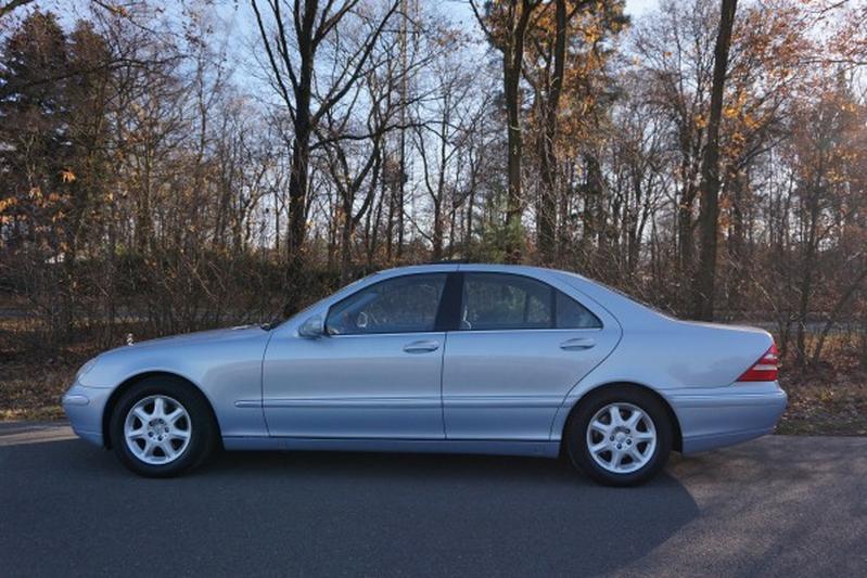 Mercedes-Benz S 320 (1999)