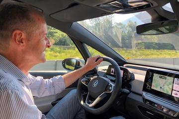 Volkswagen-topman: 'Vrees niet voor Apple Car'