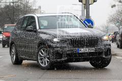 BMW X5 klaar voor onthulling
