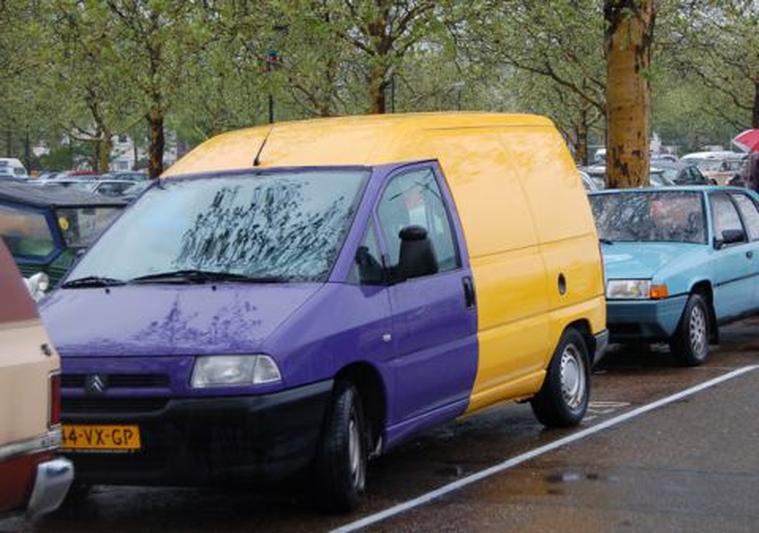 Citroën Jumpy 1.9d W3 (2001)