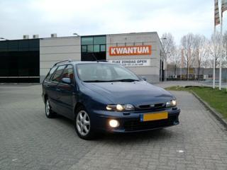 Fiat Marea Weekend 2.4 Tds 125 HLX (1997)