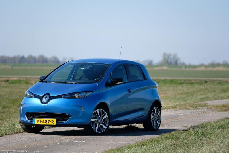 Renault Zoe Q90 Intens (2017)