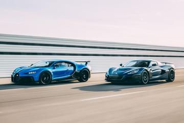 Officieel: Bugatti en Rimac samen één bedrijf