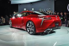 Beursverslag Detroit Auto Show deel 3
