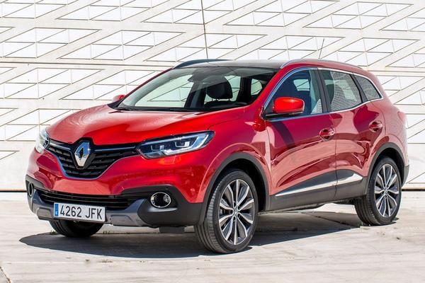 Renault Kadjar 2018 >> Renault Kadjar - AutoWeek.nl