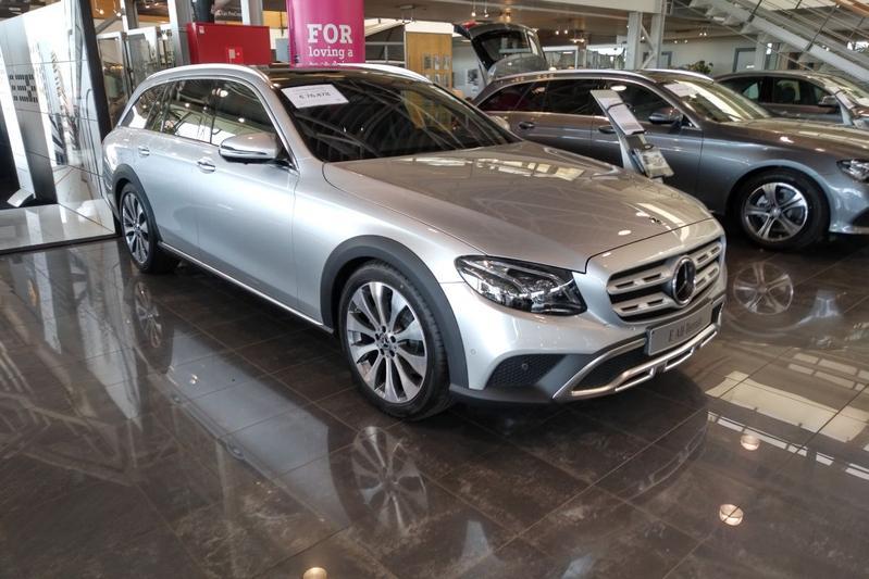 Mercedes-Benz E 220 d 4MATIC All-Terrain (2017)