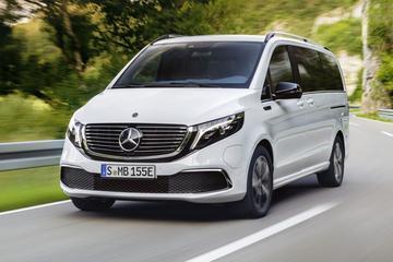 Mercedes-Benz hangt prijskaartje aan EQV