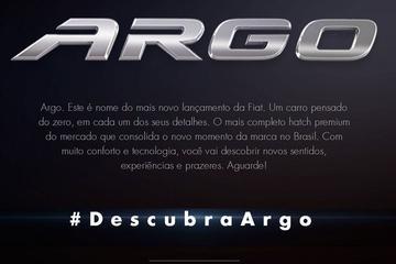 Opvolger Fiat Punto heet Argo