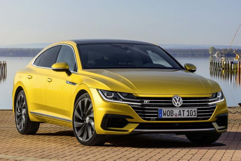 Volkswagen Arteon ook met 190 pk sterke 2.0 TSI
