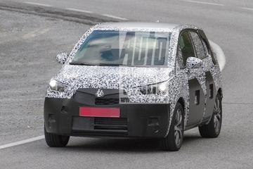 Gesnapt: de nieuwe Opel Meriva!