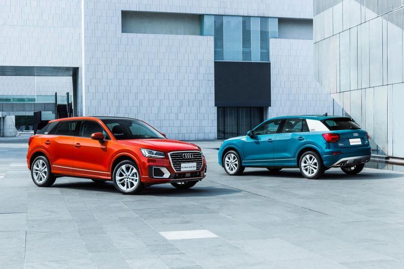 Audi Q2L China