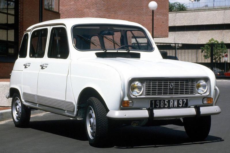 Renault 4 GTL (1985)