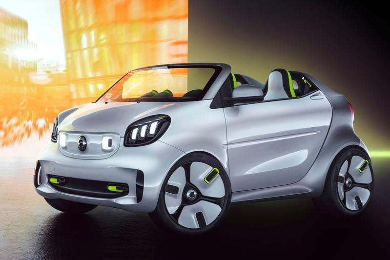 Smart toont Forease Concept