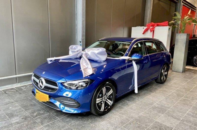 Mercedes-Benz C 200 Estate Luxury Line (2021)