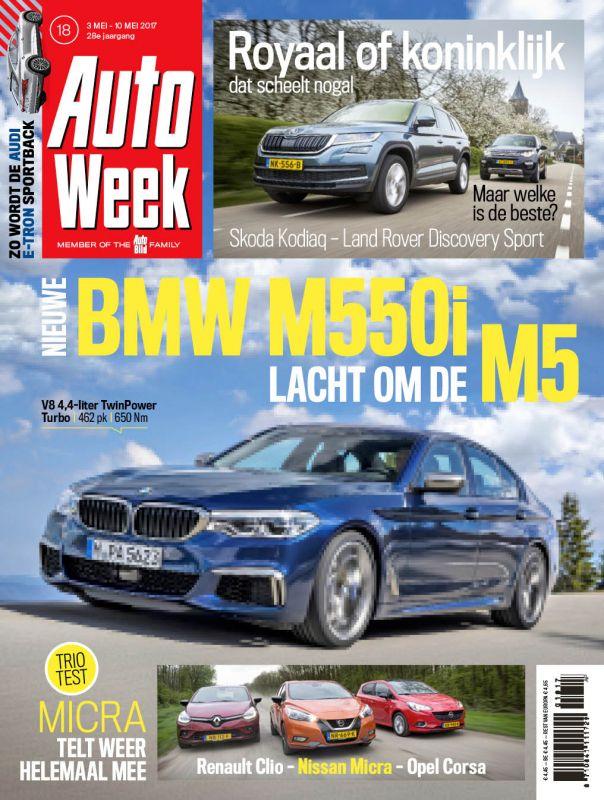 AutoWeek 18 2017