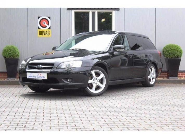 Subaru Legacy Touring Wagon 2.0R Executive (2007)