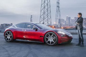 Fisker EMotion in vol ornaat
