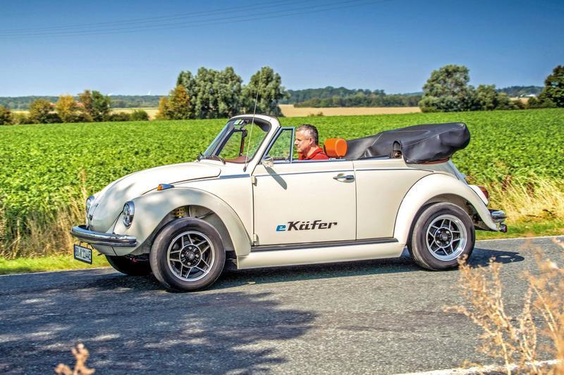 Volkswagen E-Käfer - Eerste Rijtest