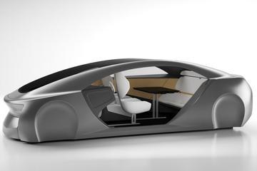 Panasonic toont Autonomous Cabin Concept