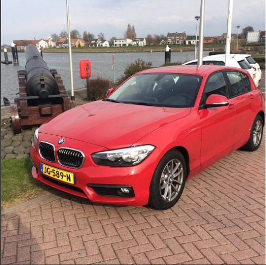BMW 116d EfficientDynamics Edition Corporate (2016)