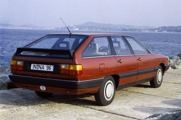 Audi 100 Avant 2.2 Turbo Quattro (1988)