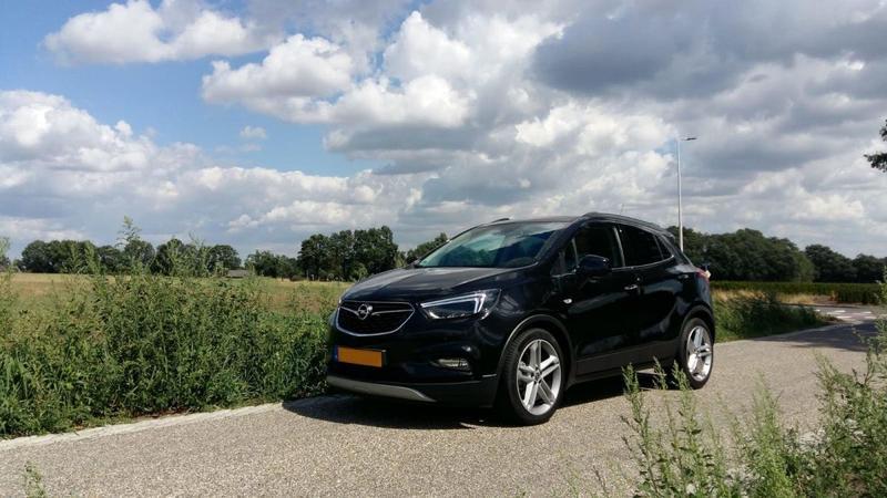 Opel Mokka X 1.4 Turbo Innovation (2017)