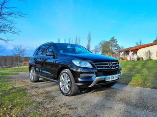 Mercedes-Benz ML 250 BlueTEC 4Matic (2014)