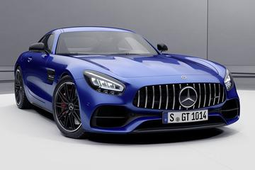 Mercedes-AMG GT krachtiger, drukt GT S uit gamma