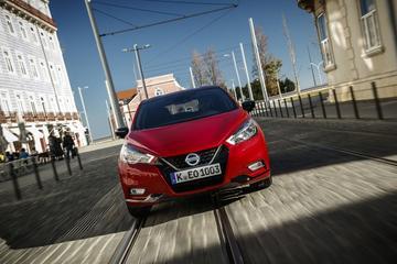'Nissan nog niet klaar met Micra'