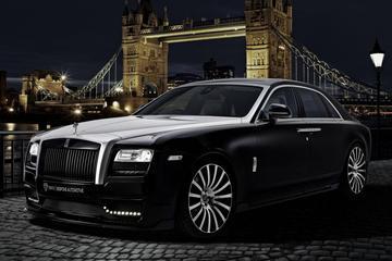 Rolls-Royce Ghost San Moritz van Onyx Concept