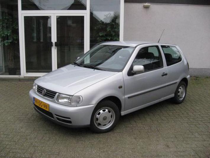 Volkswagen Polo 1.9 D (1999)