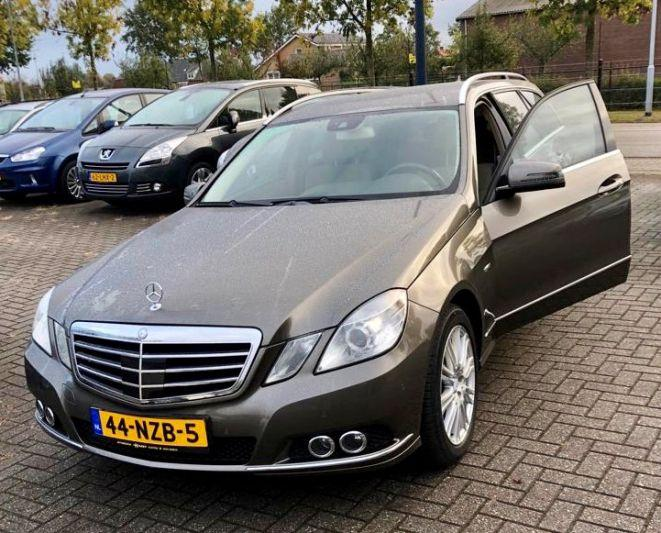 Mercedes-Benz E 350 CDI 4Matic BlueEFFICIENCY Estate Elegance (2011)